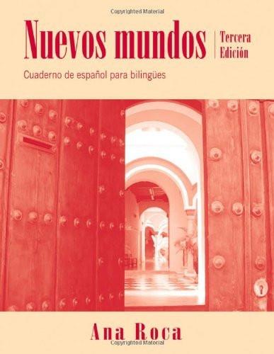 Nuevos Mundos Workbook