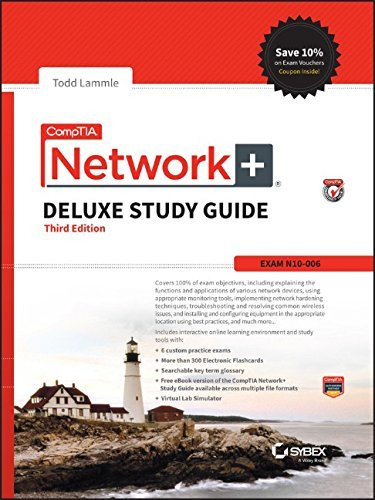 Comptia Network+ Deluxe Study Guide