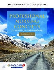 Professional Nursing Concepts