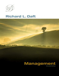 Management by Richard L. Daft