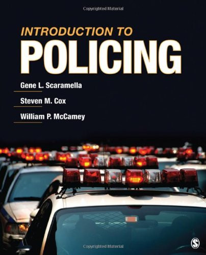 introduction to policing What is policing 1 contents learning objectives 3 key terms 3 introduction 3 police and policing 3 what is policing 5 a narrow, law enforcement approach 6 the centrality of 'force' to policing 9  4 introduction to policing rowe-3671-ch-01qxd 12/17/2007 8:17 pm page 4.
