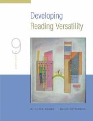 Developing Reading Versatility