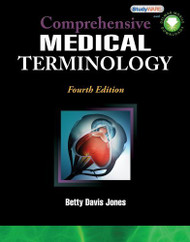 Audio Cd's For Jones' Comprehensive Medical Terminology