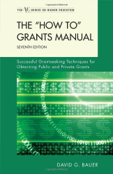 ''How To Grants Manual