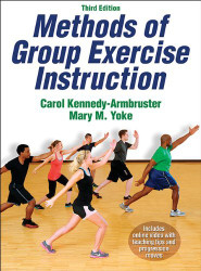 Methods Of Group Exercise Instruction With Online Video