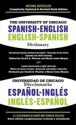 University Of Chicago Spanish-English Dictionary