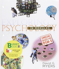 Exploring Psychology In Modules With Dsm5 Update