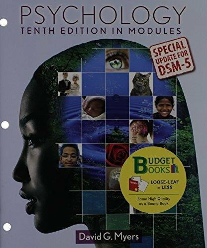 Psychology In Modules With Dsm5 Update