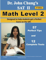 Dr John Chung's Sat Ii Math Level 2