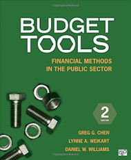 Budget Tools; Financial Methods In The Public Sector