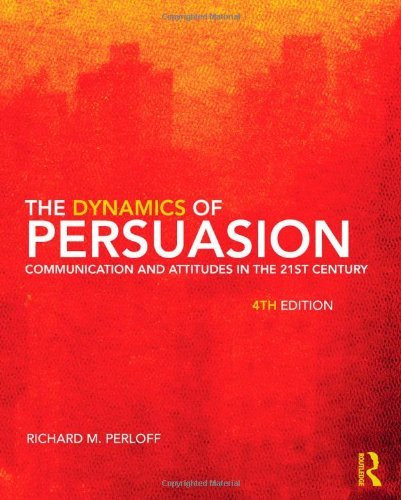 Dynamics Of Persuasion