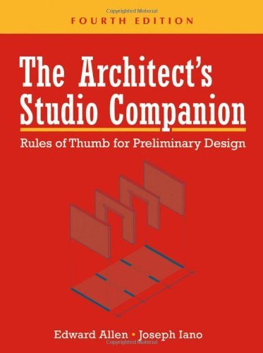Architect's Studio Companion