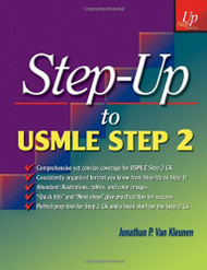 Step-Up to USMLE Step 2 CK by Van Kleunen Jonathan P
