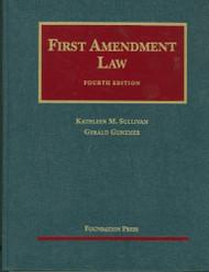 First Amendment Law