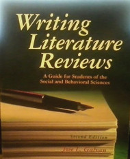 Writing Literature Reviews - Jose Galvan