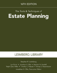 Tools And Techniques Of Estate Planning