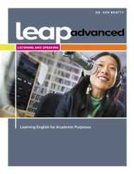 Leap Advanced Listening And Speaking Student Book