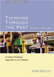 Thinking Through The Past Volume 2