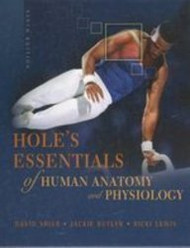 Hole's Essentials Of Human Anatomy And Physiology By Shier David Butler Jackie