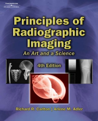 Principles Of Radiographic Imaging