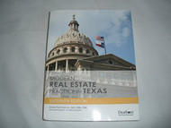 Modern Real Estate Practice In Texas by Cheryl Nance