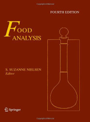 Food Analysis by S Suzanne Nielsen