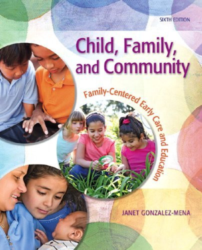 Child Family And Community