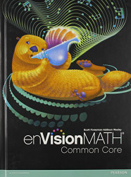 Envision Math Common Core Grade 3