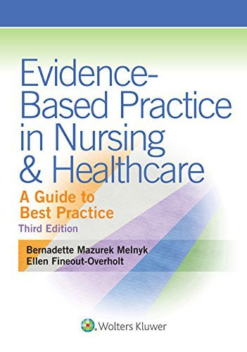 Evidence-Based Practice In Nursing And Healthcare