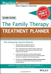 Family Therapy Treatment Planner With Dsm-5 Updates