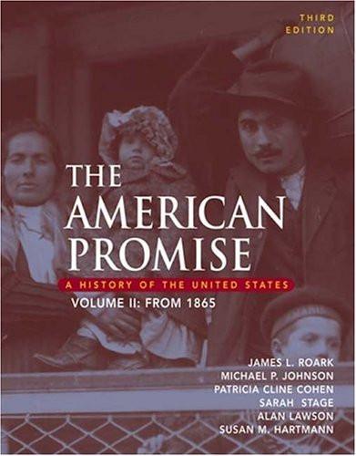 American Promise Volume 2