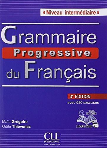 Grammaire Progressive Du Francais - Nouvelleition