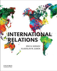 International Relations by Eric Shiraev