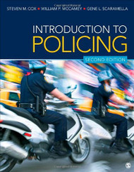 Introduction To Policing by Steven M Cox