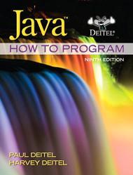 Java How To Program - by Deitel