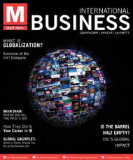 M: International Business by Michael Geringer