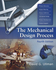 Mechanical Design Process by David Ullman
