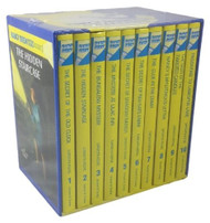 Nancy Drew Mystery Collection by Carolyn Keene