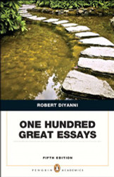 One Hundred Great Essays - by Diyanni