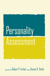 Personality Assessment by Robert Archer