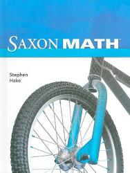 Saxon Math Intermediate Grade 3