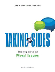 Taking Sides Clashing Views On Moral Issues