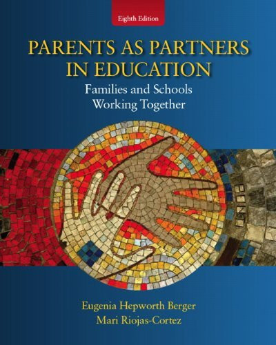 Parents As Partners In Education