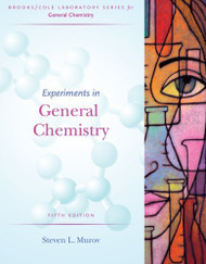 Experiments In General Chemistry