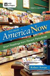 America Now High School Edition