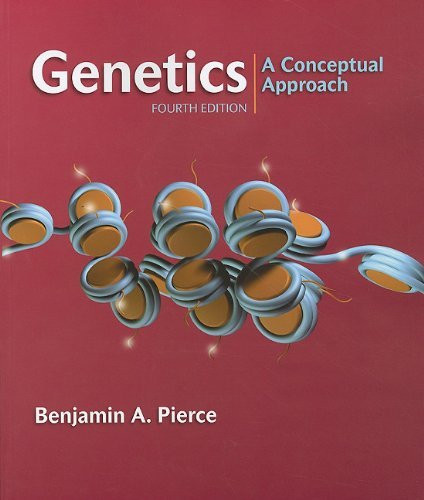 Genetics A Conceptual Approach