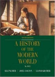 History Of The Modern World Volume 1