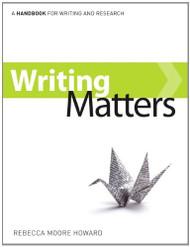 Writing Matters Tabbed