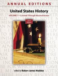 United States History Volume 1