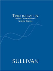 Trigonometry A Unit Circle Approach